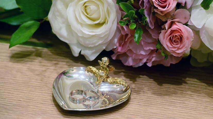 В Ленобласти возобновляют церемонии бракосочетания в ЗАГСах
