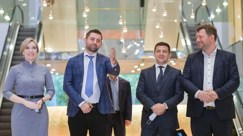 «Слуга народа» выдвинула кандидата на выборах мэра Киева
