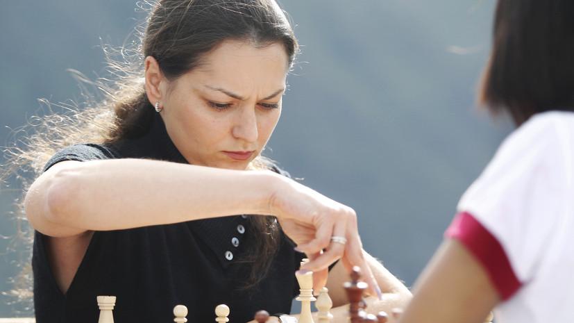 Россиянка Костенюк вышла в полуфинал турнира Women's Speed Chess Championship