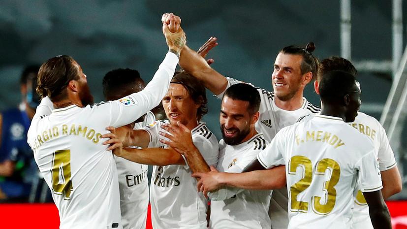 Рамос и Марсело вышли на второе место среди самых титулованных футболистов «Реала»