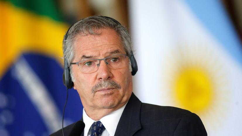 Аргентина заявила об отсутствии контактов с временными властями Боливии