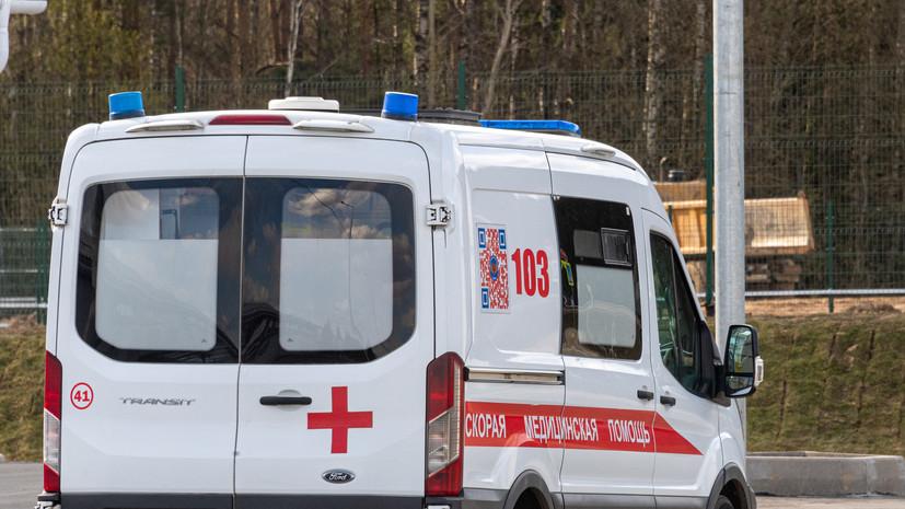 Восемь человек пострадали в результате ДТП в Липецкой области