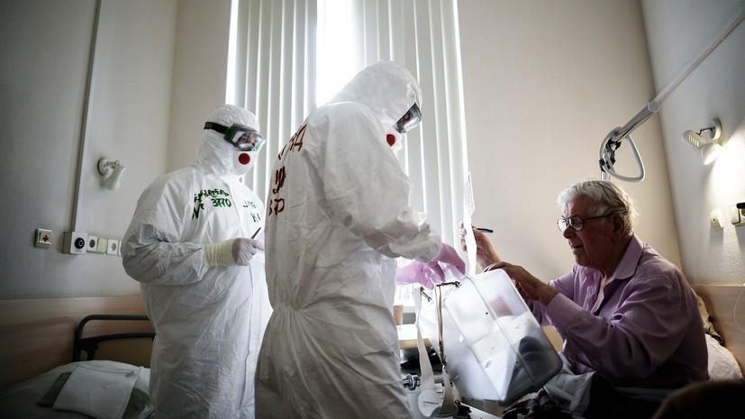 В Москве после коронавируса за сутки выздоровели 682 человека