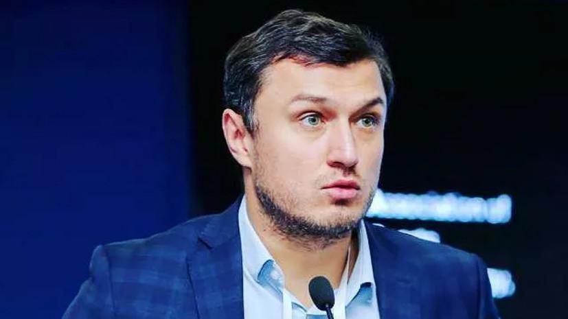 Безуглов рассказал, что у некоторых футболистов РПЛ коронавирус вызвал пневмонию в лёгкой форме