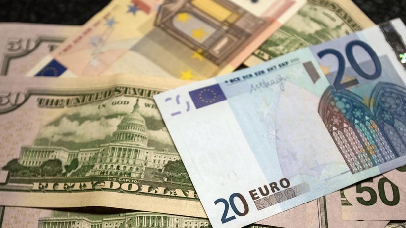 Курс евро вырос до 82 рублей