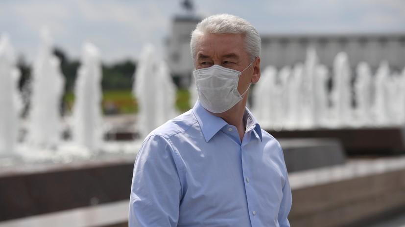 Собянин оценил перспективы восстановления турпотока в Москве