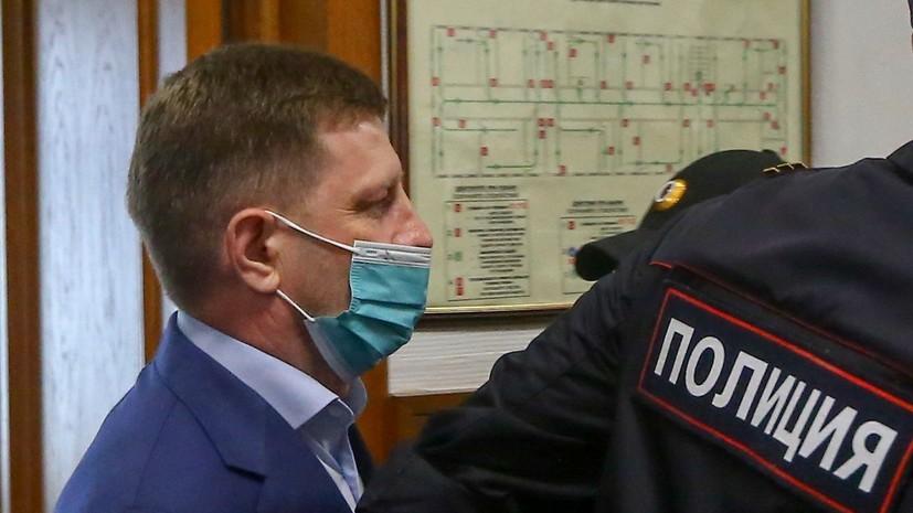 В Кремле заявили об отсутствии решения Путина по отставке Фургала