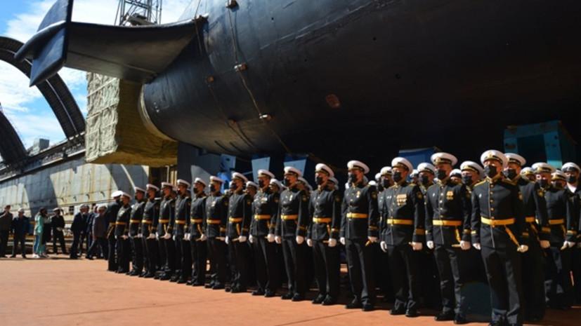 «Надёжная защита от вероятного нападения»: как развивается программа по созданию атомных подводных лодок класса «Борей»