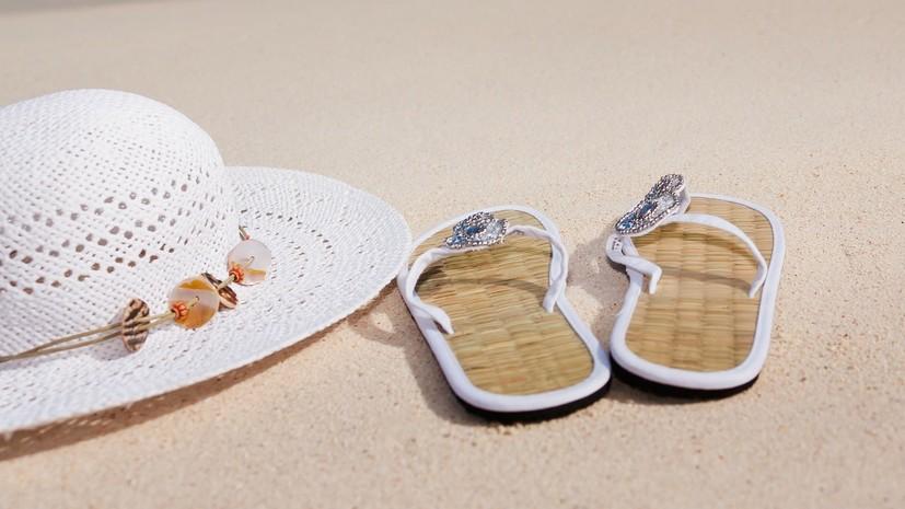 В России зафиксировано снижение продаж пляжных товаров