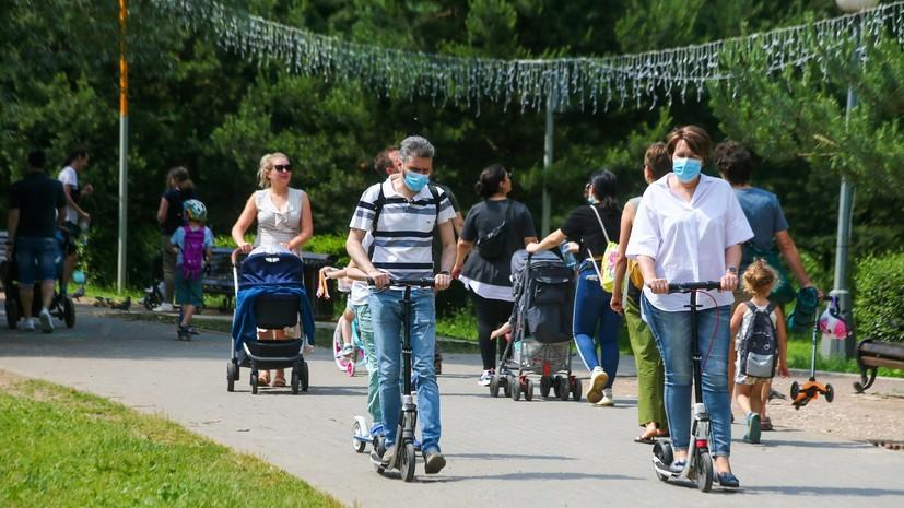 Собянин заявил об иммунитете к коронавирусу у 60% жителей Москвы