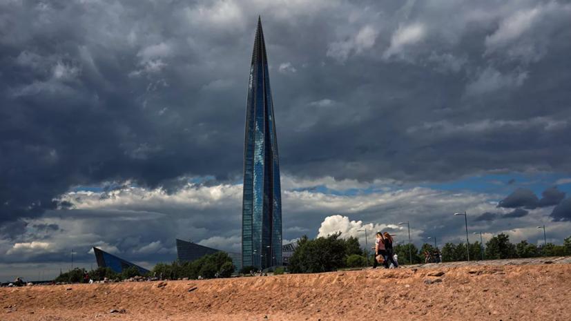 Рабочие «Лахта-Центра» в Петербурге завершили забастовку