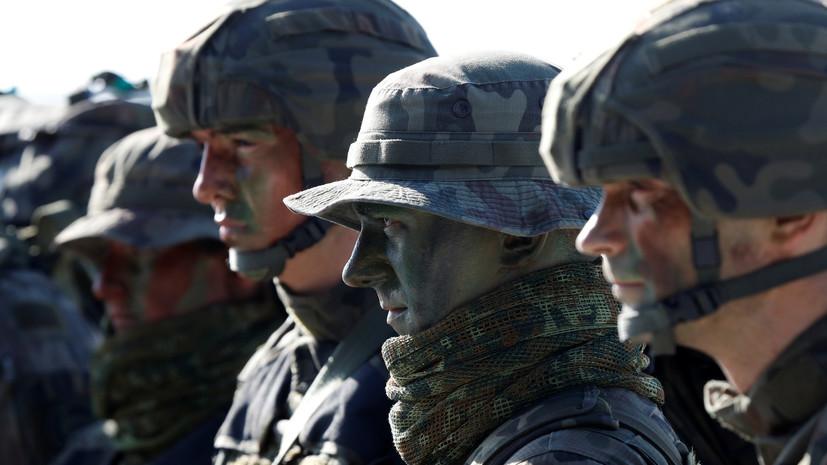 Почти 100 польских военных вернулись из Афганистана с COVID-19