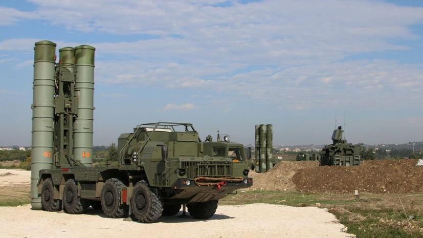 В конгресс США внесён проект о санкциях против Турции за покупку С-400