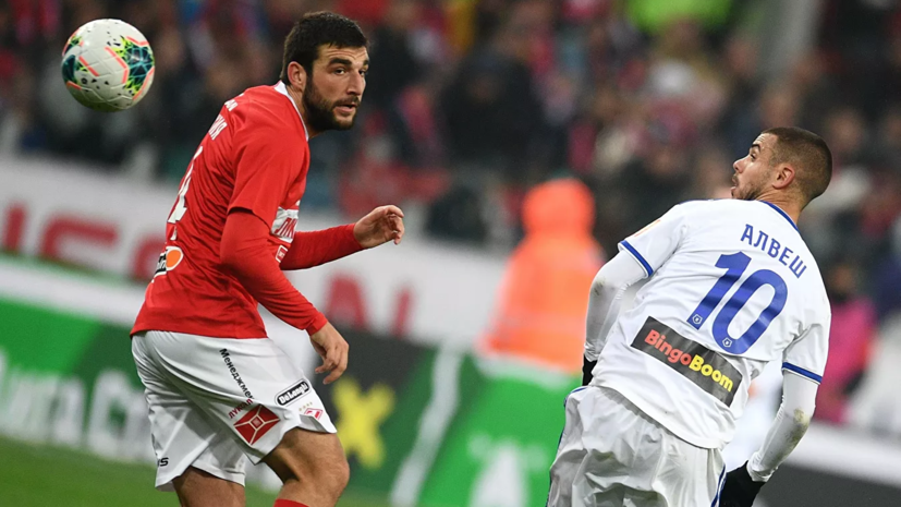 Футболист «Оренбурга» Алвеш заявил, что мечтает сыграть за сборную Португалии