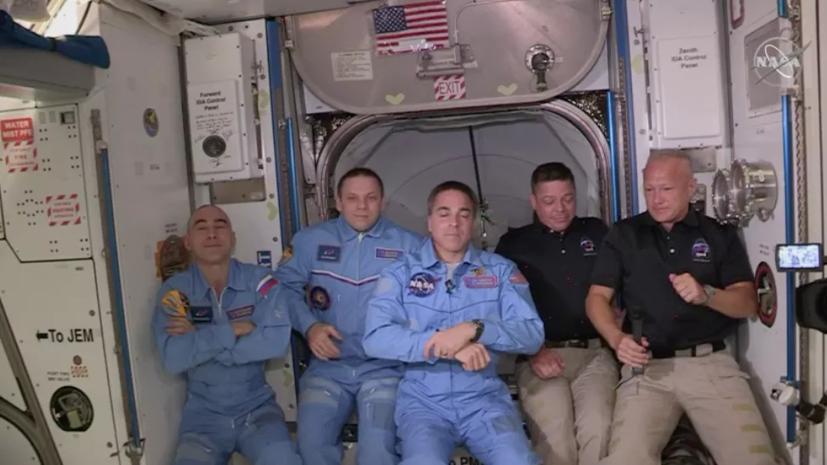 Crew Dragon покинет МКС 1 августа