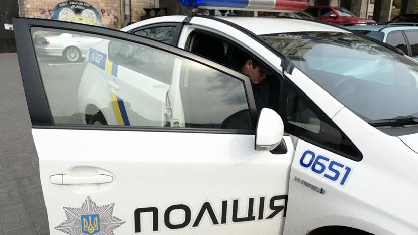 В Киеве около станции метро произошёл взрыв