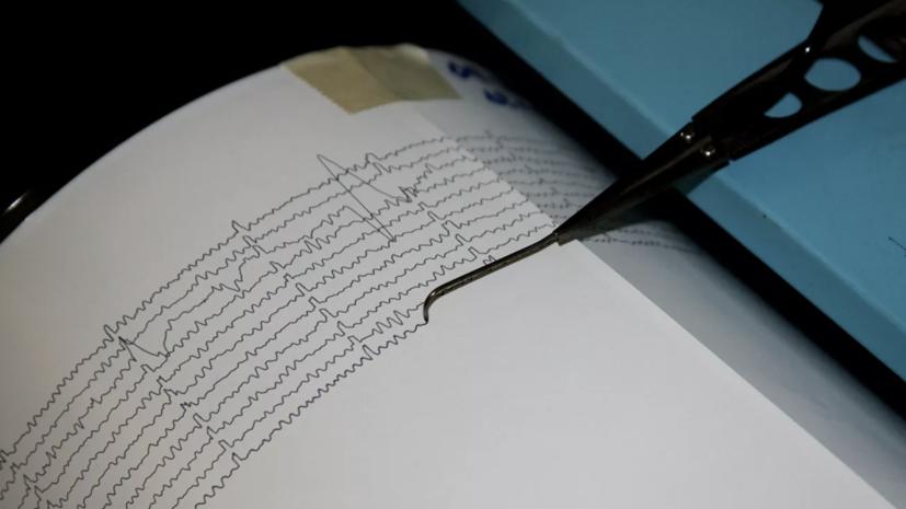 Землетрясение магнитудой 5,9 произошло у Соломоновых островов