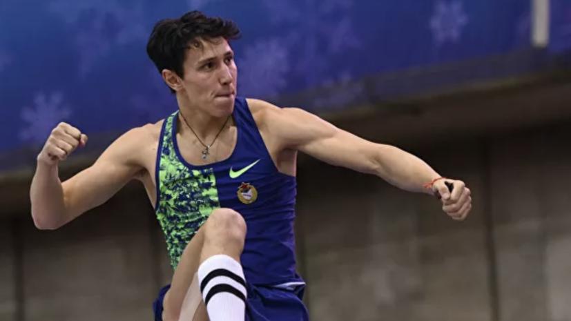 Вице-чемпион Европы в прыжках с шестом прокомментировал переход Волкова в сборную Белоруссии