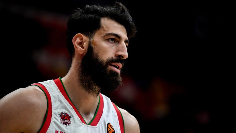 Баскетболист Шенгелия сделал заявление по поводу критики в Грузии из-за перехода в ЦСКА
