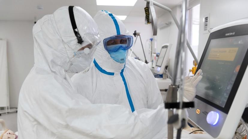 За сутки в России выписали 7490 вылечившихся от коронавируса