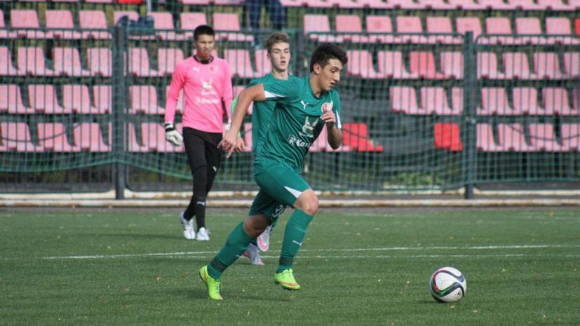 Игрок молодёжной сборной России объявил о расставании с «Рубином»