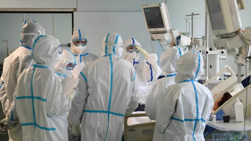 В Минздраве не исключили второй волны коронавируса в России осенью