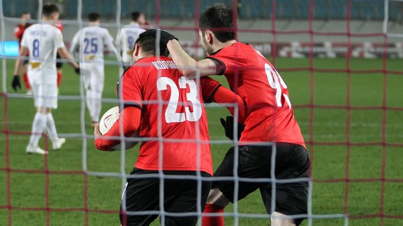 В «Химках» оценили вероятность выступления клуба в РПЛ в следующем сезоне