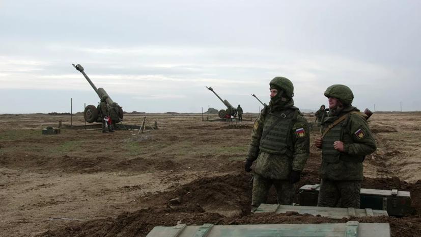 Более 70 учений проведут в ЮВО в рамках внезапной проверки войск