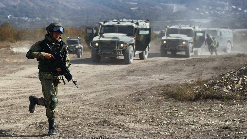 Минобороны прокомментировало проверку боеготовности в ВС России