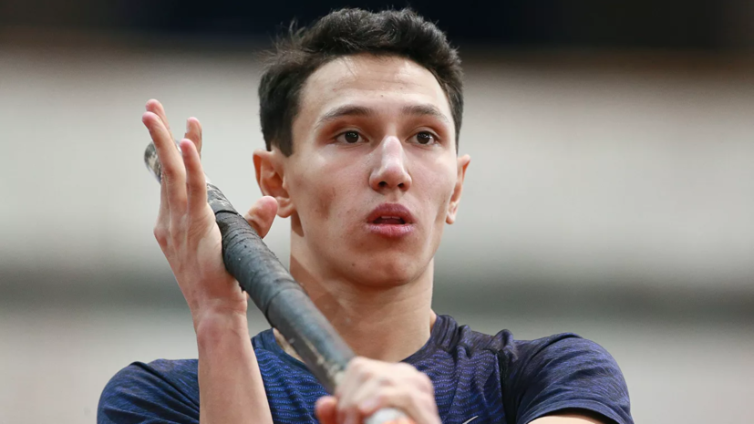 Российский легкоатлет Моргунов заявил, что готов выступать за другую страну