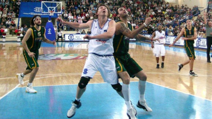 Бывший баскетболист «Автодора» и сборной Украины Ботичев умер в возрасте 45 лет