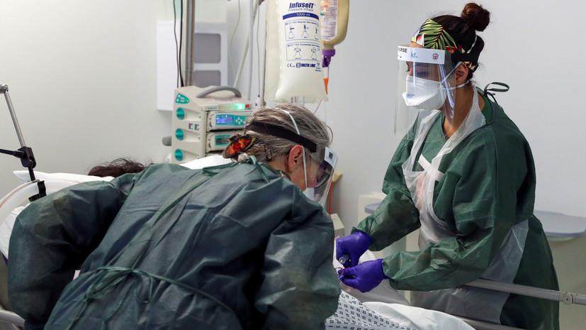 В Британии число инфицированных COVID-19 за сутки выросло на 827 человек
