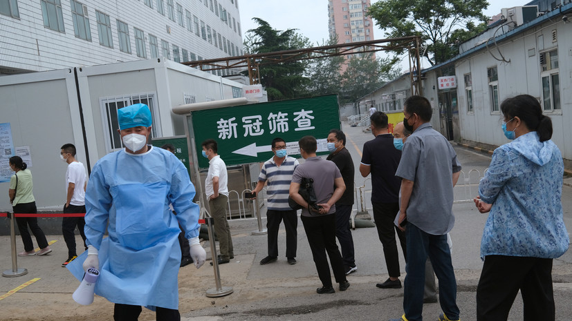 За сутки в КНР выявлено 16 новых случаев коронавируса