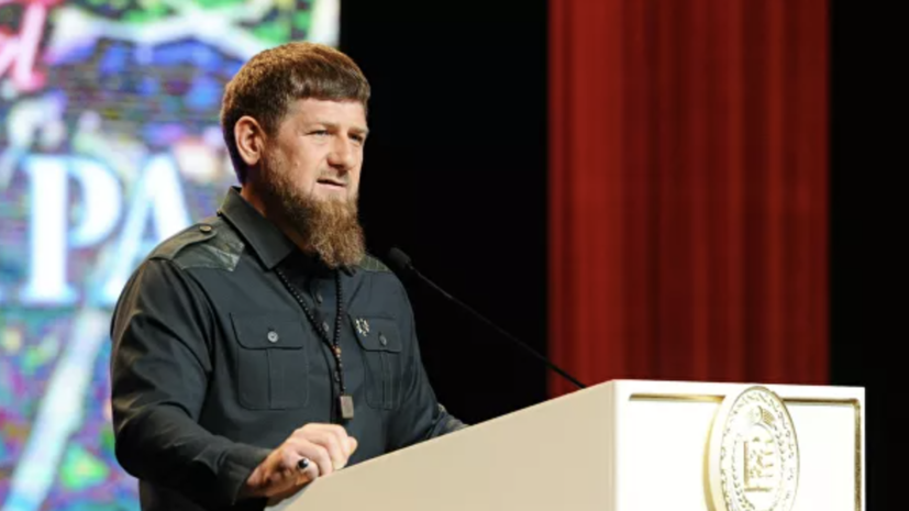 Кадыров потребовал от Зеленского подтверждения извинений