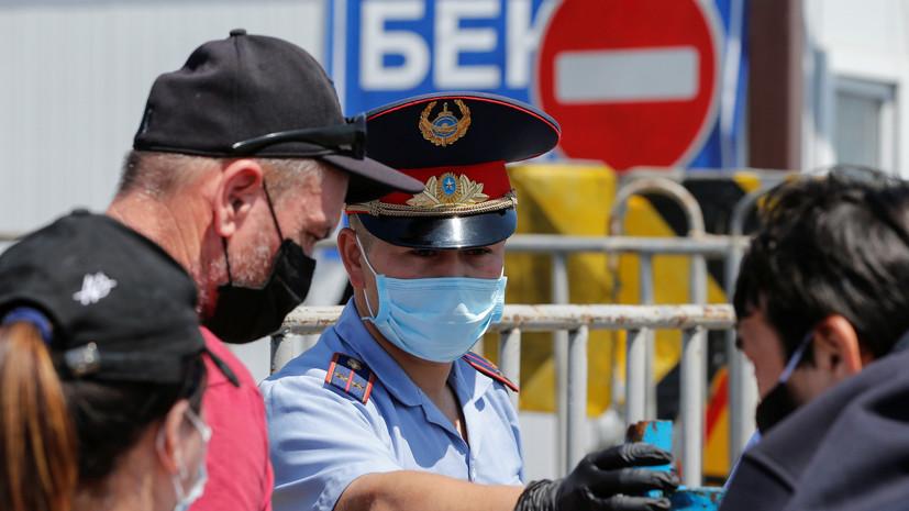 Число случаев коронавируса в Казахстане достигло 70 339