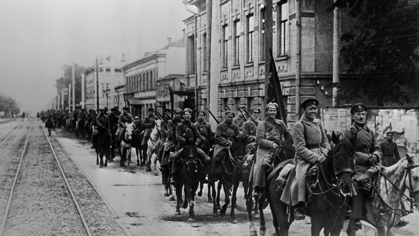 Республики и королевства: тест RT о политических образованиях времён Гражданской войны