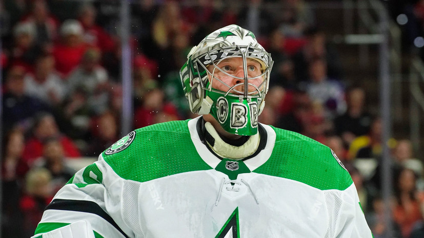 Худобин заявил, что хотел бы продлить контракт с клубом НХЛ «Даллас»