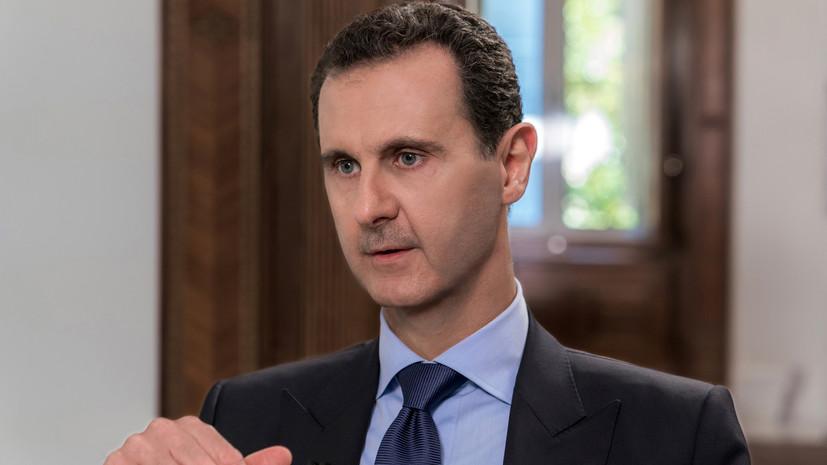 Асад с супругой проголосовали на парламентских выборах в Сирии
