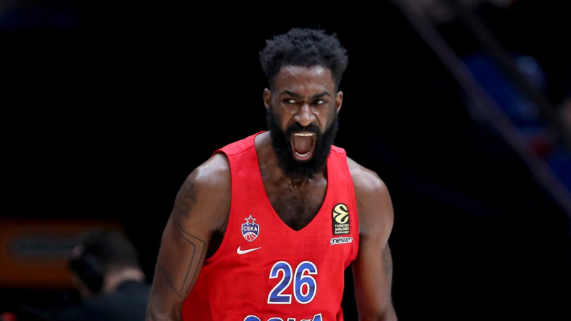 ЦСКА объявил об уходе кубинского баскетболиста Сент-Роса