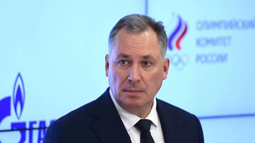 Глава ОКР об уходе Юрченко из ВФЛА: наверное, он переоценил свои возможности