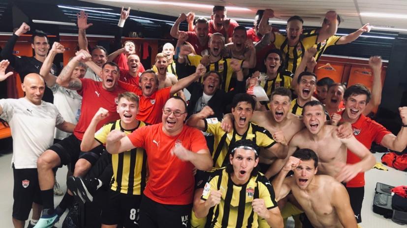 Экс-гендиректор «Локомотива» отреагировал на выход «Химок» в финал Кубка России