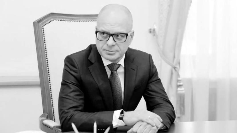 Умер вице-премьер Самарской области Александр Карпушкин
