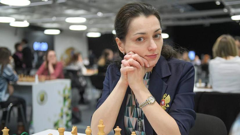 Россиянка Костенюк выиграла четвёртый этап Гран-при Women's Speed Chess Championship