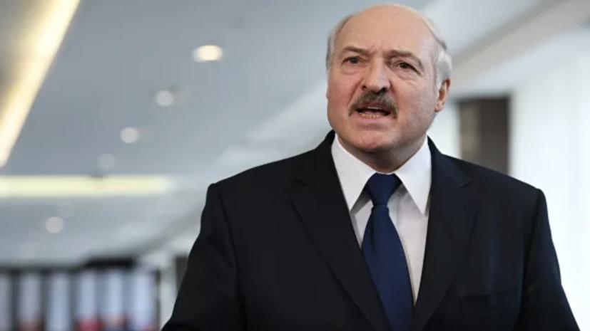 Лукашенко заявил, что Бабарико начал давать показания следствию