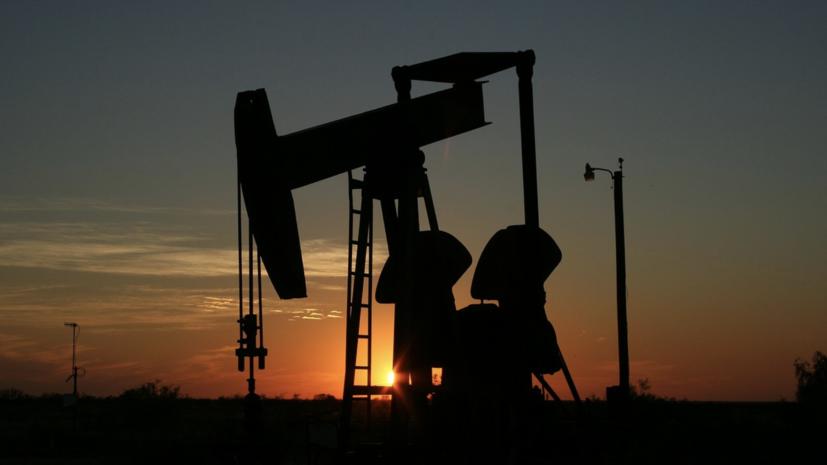 Мировые цены на нефть снижаются в ходе торгов 20 июля