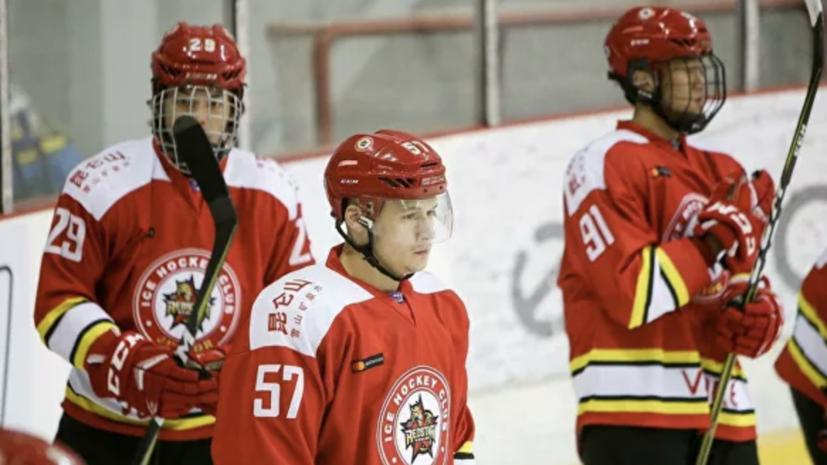 Ковалёв заявил, что готов возглавить сборную Китая по хоккею на ОИ-2022