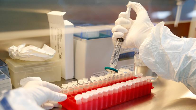 В России за сутки выявлено 5940 случаев коронавируса