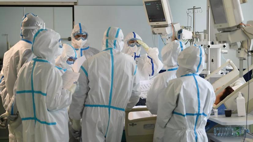За сутки в России скончались 85 пациентов с коронавирусом