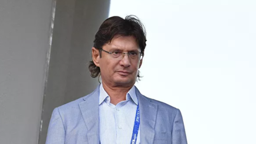 Орлов отреагировал на слова Федуна о дутом чемпионстве «Зенита»