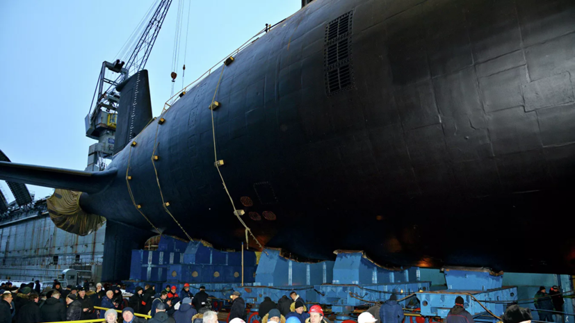 В России началось строительство двух подлодок с гиперзвуковым оружием